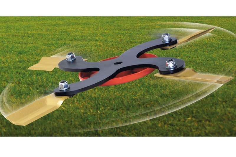 Mower blades - SpiroCut4