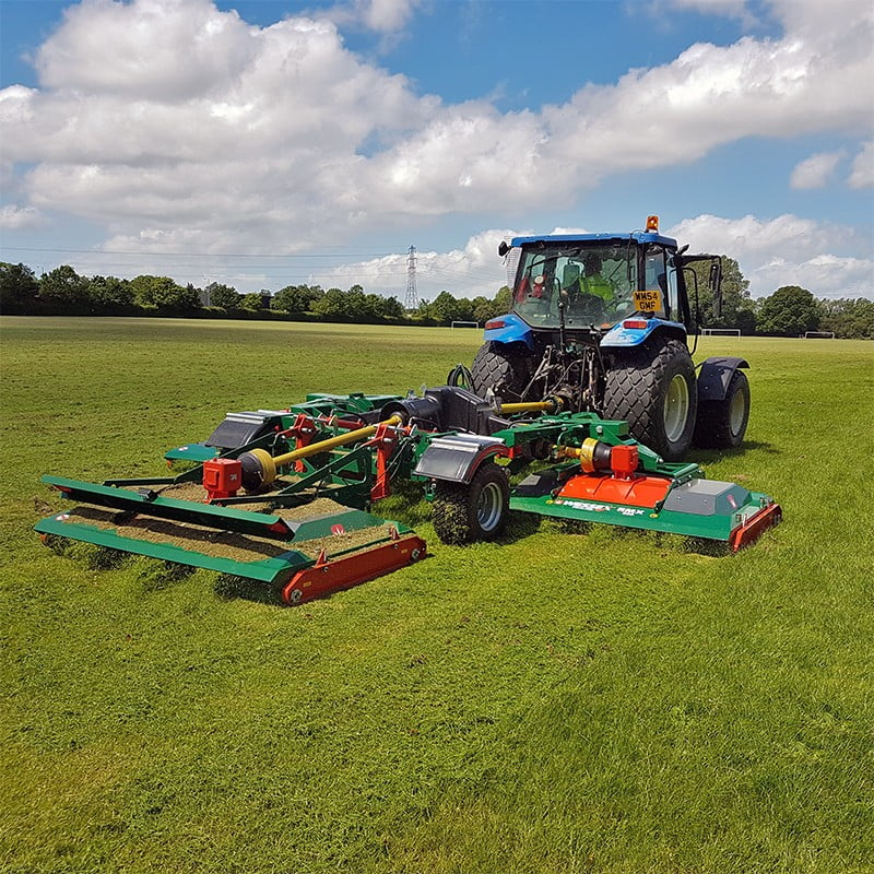 RMX-500 commercial mower