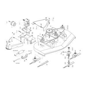 CM-120,150,180 Mainframe Assembly