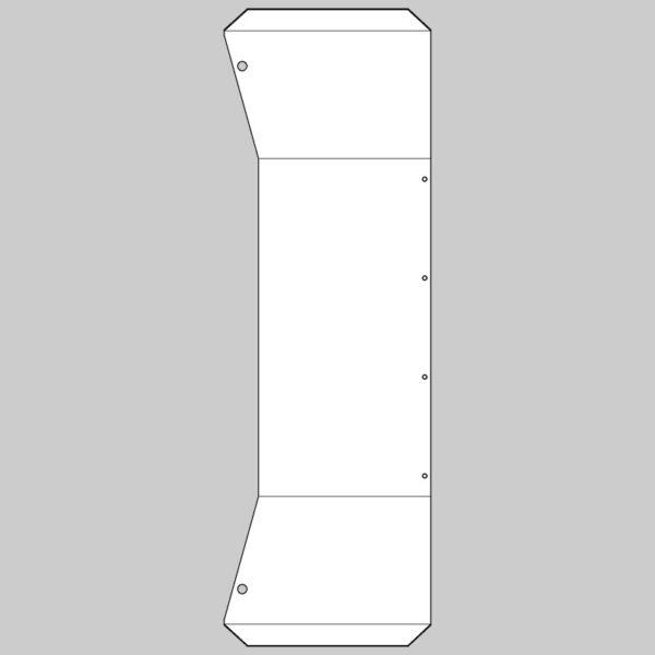 Belt Cover Left Hand -0
