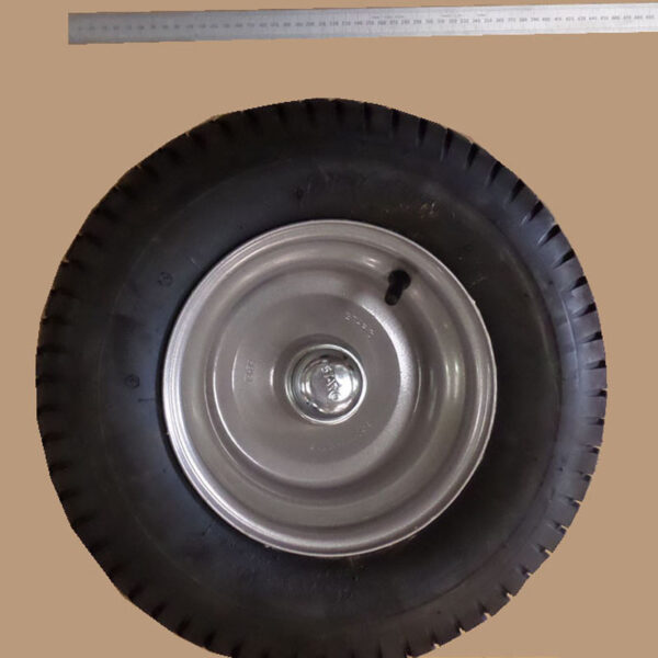 ATV wheel assembly - Silver -0
