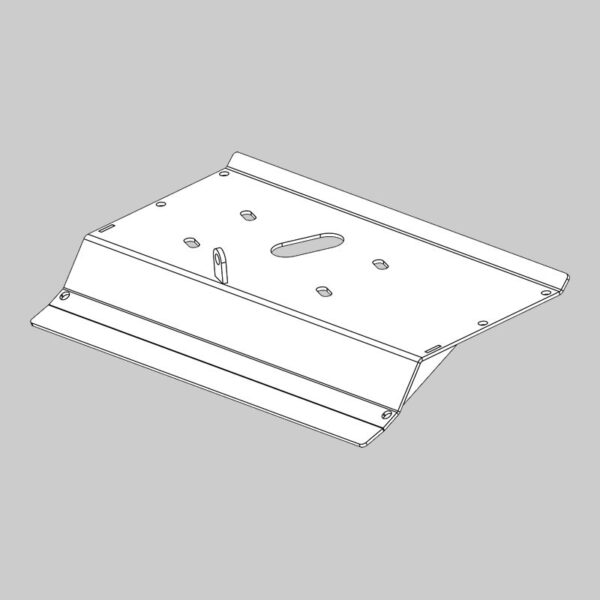 RMX 240 Gearbox Mounting Plate -0