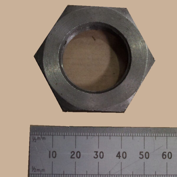 RMX Spindle Nut -0
