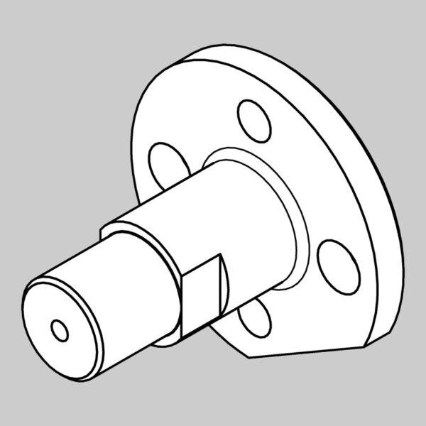 Roller Spindle