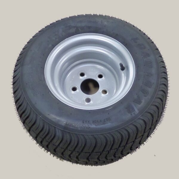 Wheel & Tyre Assembly-0