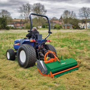 Tractor Mounted Flail Mowers