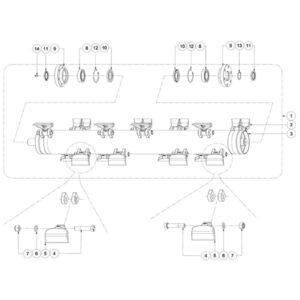 WFM 200/225 HD - Rotar Assembly