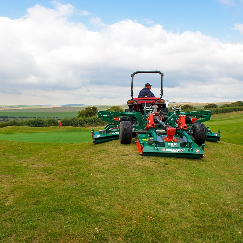 CRX-320 fairways mower