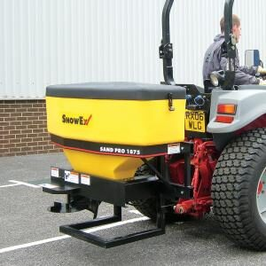 Tractor Mounted Spreaders